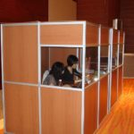 booth - simultaneous interpreting equipment rental