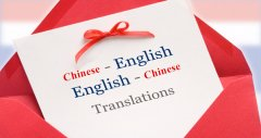 Chinese Translations Guide: Types
